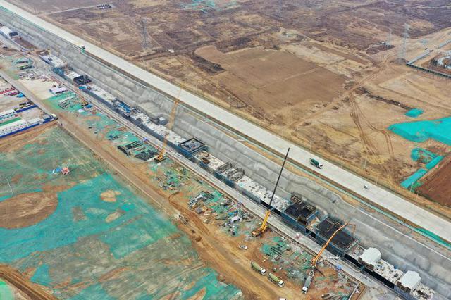 国家发改委:雄安新区已转入大规模建设阶段