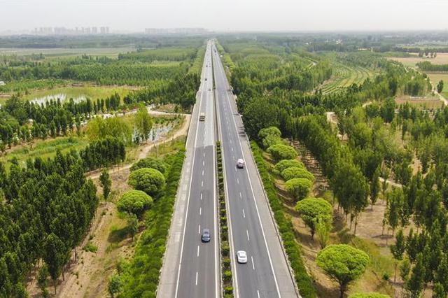 """京雄高速河北段开通""""倒计时"""""""