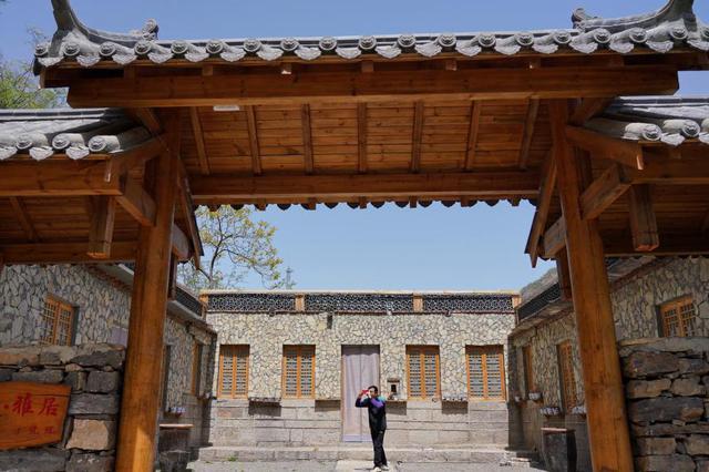 河北涉县:古村落保护开发助力乡村振兴