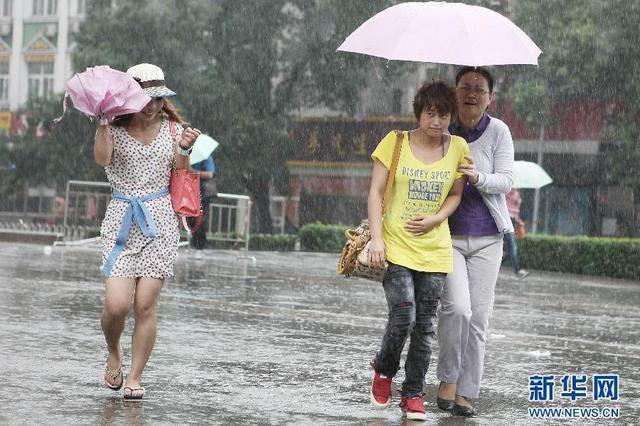 今天,河北中南部仍有雨出没!