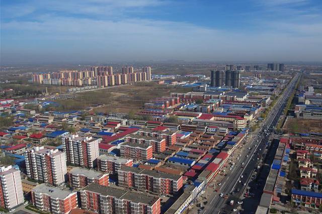 容西百万平米安置房预计明年6月竣工