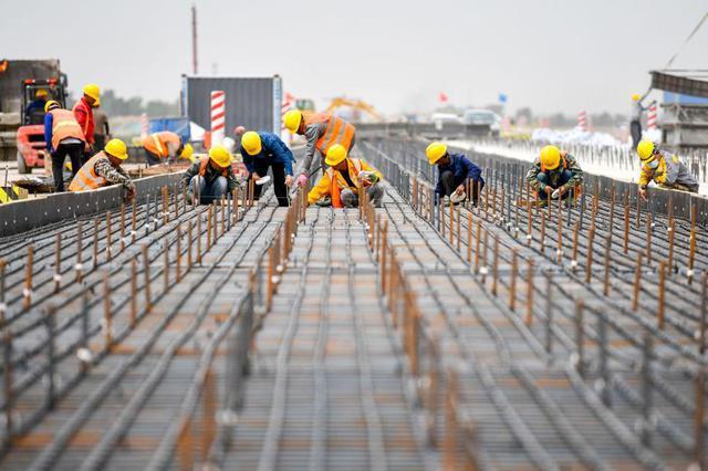 京唐铁路七标段建设有序推进
