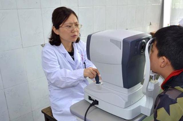 中国近视患者人数达6亿!你的视力达标吗?