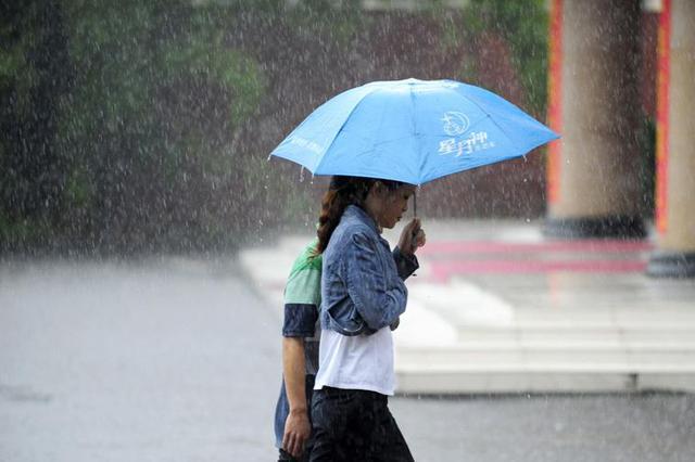 重庆云南等地有较强降雨 华北东北地区等地有强对流天气