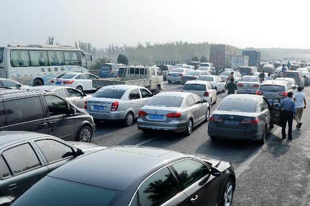 预计端午假期环京高速车流量同比增35% 中短途游突出