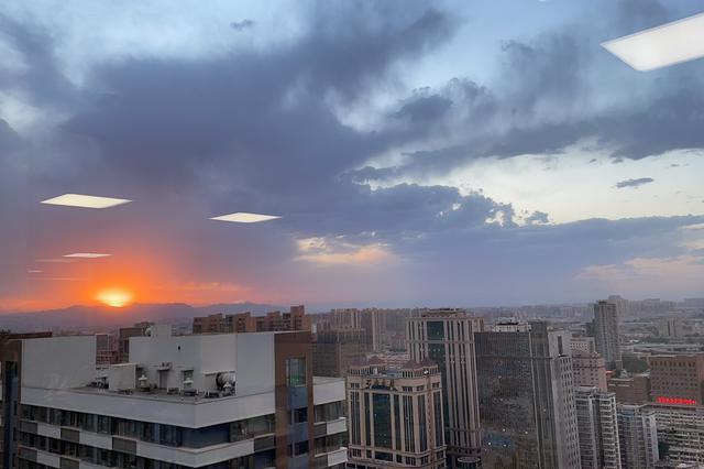 强对流天气预报:华北江淮黄淮等地将有强对流天气