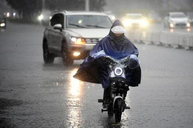 暴雨黄色预警:河北河南等地部分地区有大到暴雨