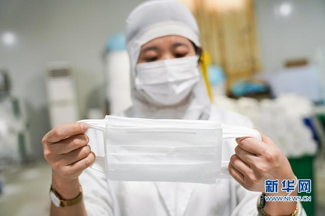 公众在6种情形下需科学佩戴口罩