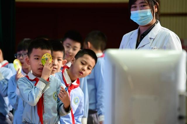 最新版儿童青少年近视防控适宜技术指南来了