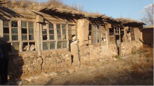 窑儿沟村旧民房