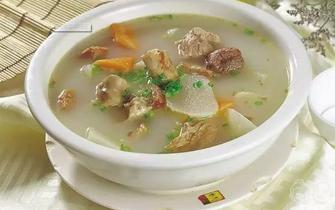 喝汤与吃肉哪个更好