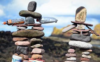 小小石头挑战地心引力