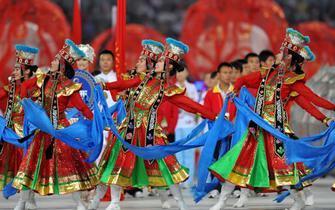 省少数民族运动会下周一开幕