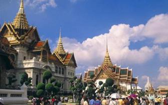 赴泰中國游客數量連降3個月 黃金周回升