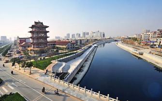 大运河文化旅游景观连点成线