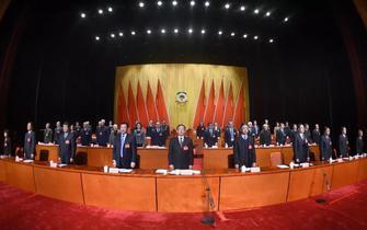 唐山市政协十二届三次会议胜利闭幕