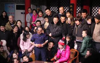 吴桥杂技庙会闹新春