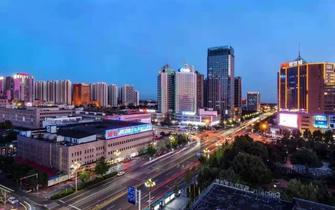 """唐山被正式批准为""""国家森林城市"""""""