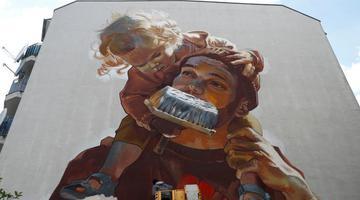 柏林举办首届壁画节