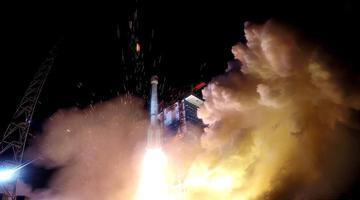 中国成功发射2颗北斗导航卫星