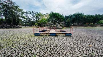 哥斯达黎加圣何塞大旱