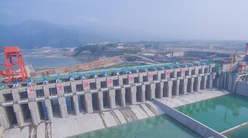 探访广西大藤峡水利枢纽工程