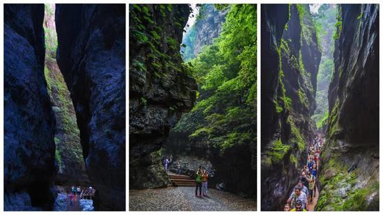 旅游管理前景如何:2018中国品牌旅游景区TOP20出炉 野三坡上榜