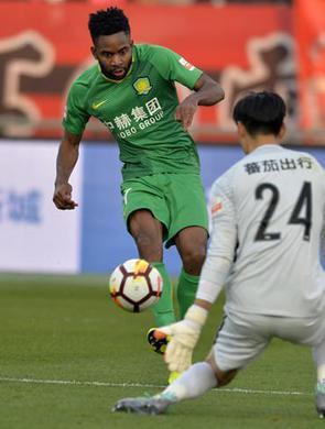河北华夏幸福2比1胜北京国安