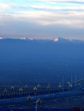 中国全国平均海拔最高地级市那曲