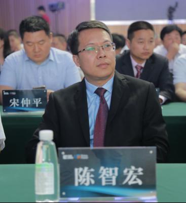 领创激光董事长陈智宏
