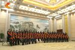 河北省社会治安综合治理表彰大会举行