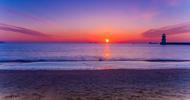 秦皇岛海岸线美到不可描述