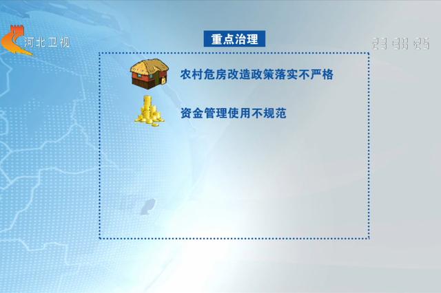 河北省启动农村危房改造专项治理行动