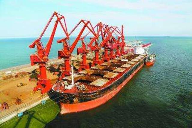 河北港口吞吐量首次突破10亿吨 比去年增加1亿吨