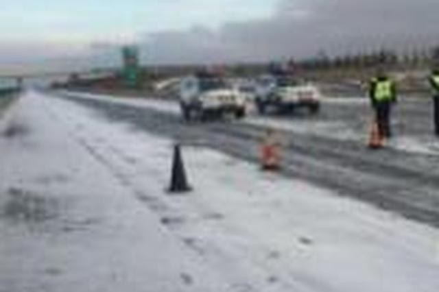 雪天高速出行应注意啥 高速交警为您支招