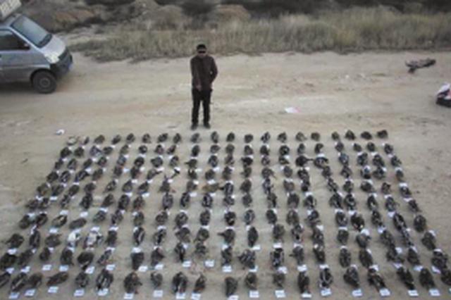 男子非法运输国家一级保护动物 曾因非法狩猎被拘