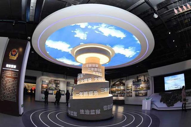 四川监狱博物馆正式开馆面向公众开放