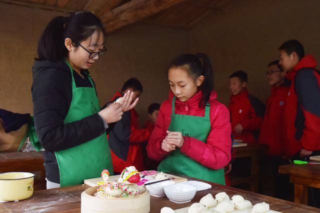石家庄青少年现代农业体验中心对外开放