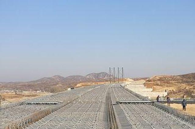 河北:太行山高速邢台段年底具备通车条件
