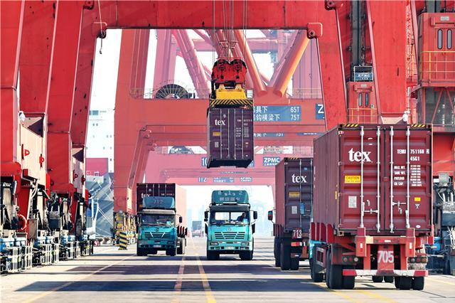 唐山港2017年货物吞吐量达57320万吨 创历史新高
