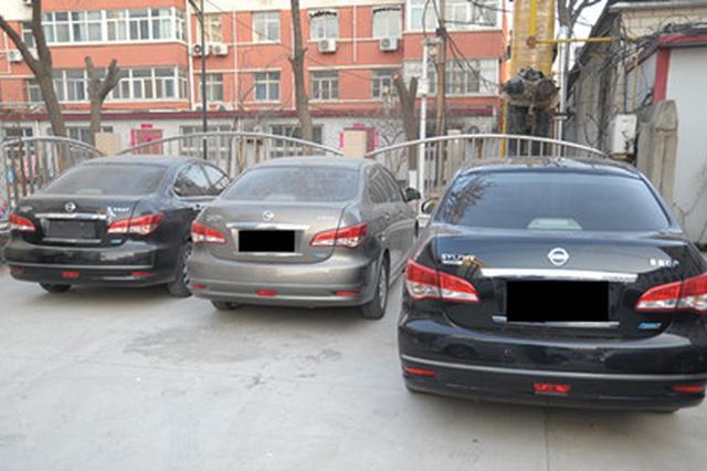 沧州两男子深夜盗车 用辣椒水攻击便衣民警