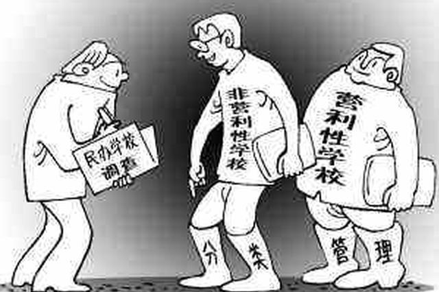 河北:民办学校将按营利性和非营利性分类管理