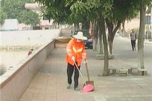 邯郸农村环卫保洁公司化全覆盖 每天消化垃圾300吨
