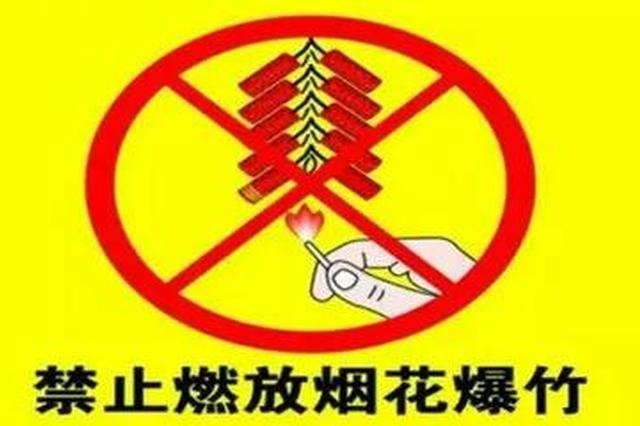今年过年 石家庄主城区和四组团区县禁燃烟花爆竹