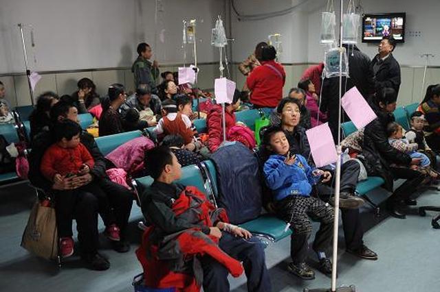 石家庄流感仍处在发病高峰 重症病例可能性增加
