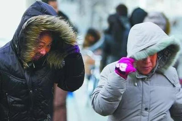 河北4市有雪!局地阵风9级最低气温零下28℃