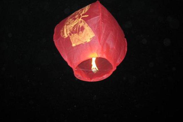 石家庄机场新规:放孔明灯 玩无人机要受罚