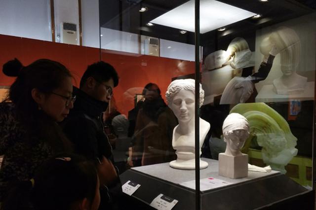 2018当代中国数字艺术展在河北博物院开幕