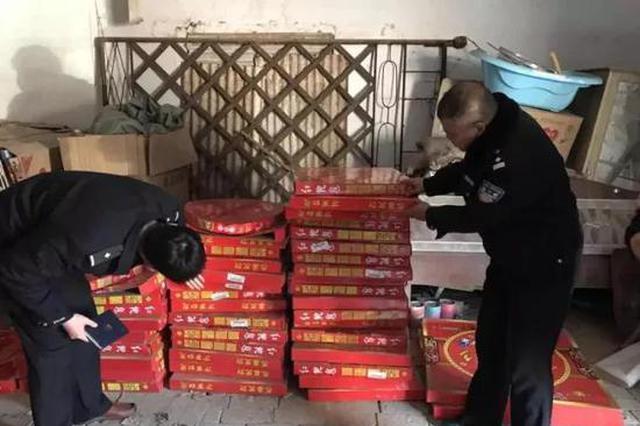 河北一地行政拘留22人 提醒春节多地禁放烟花爆竹