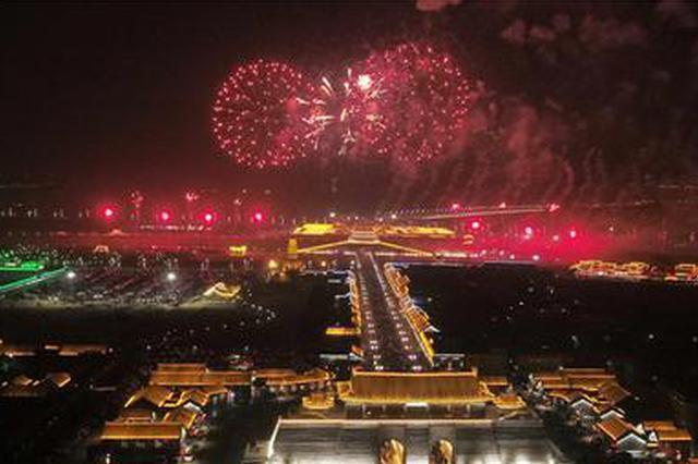河北省春节期间文化活动丰富多彩 多种多样